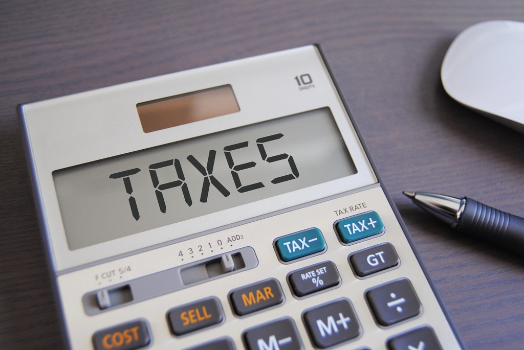 Calculator for Taxes-Tax Payer First Act