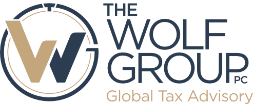 The Wolf Group P.C. - Global Tax Advisory